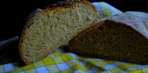 chleb kukurydziany gł